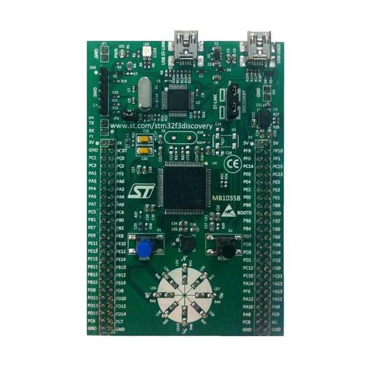 STM32F303VC Geliştirme Kiti