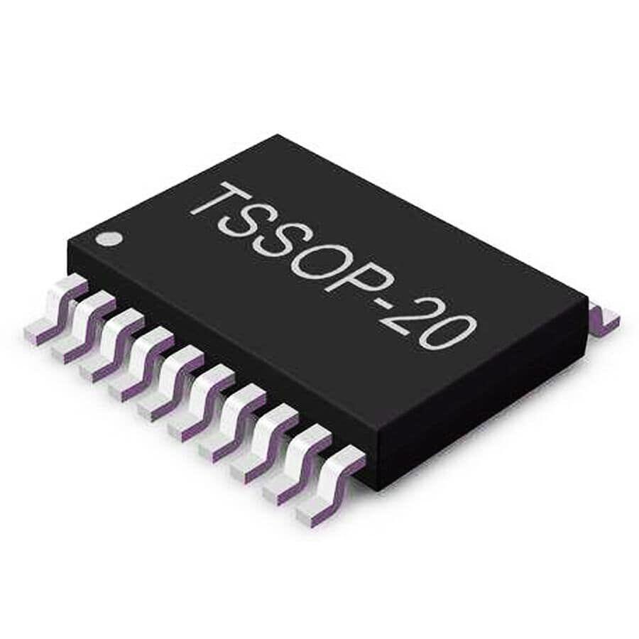 STM8L051F3P6TR 8-Bit 16MHz Mikrodenetleyici TSSOP20