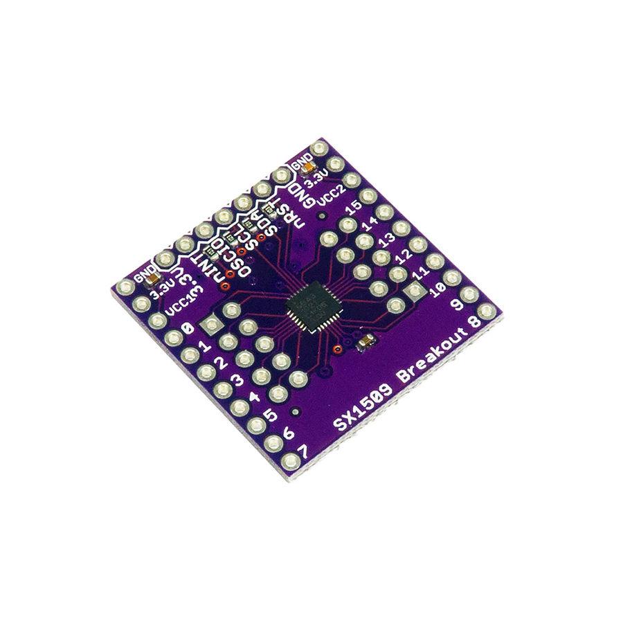 SX1509 16 Kanal I/O LED Sürücü - PWM