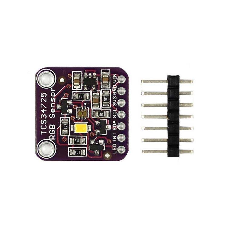 TCS34725 RGB Renk Sensörü