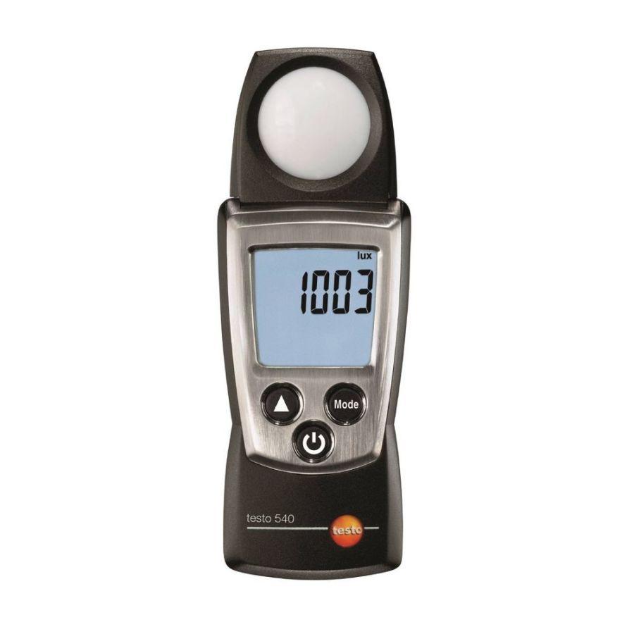 Testo 540 - Işık Şiddeti Ölçüm Cihazı