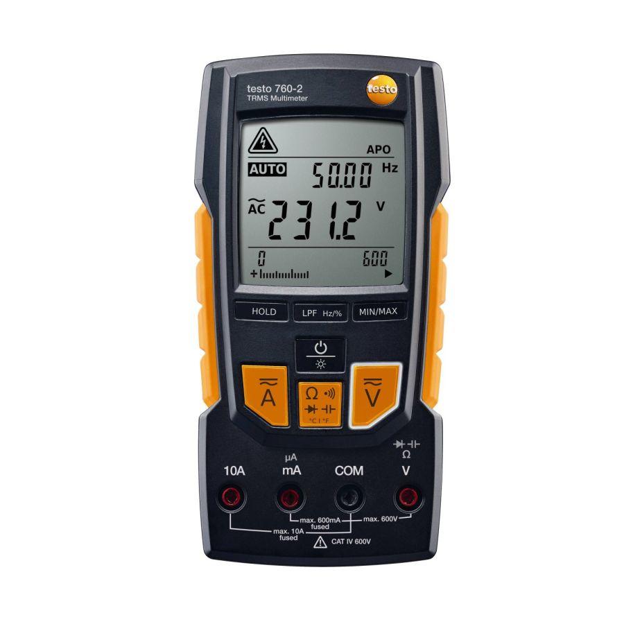 Testo 760-2 - Dijital Multimetre TRMS