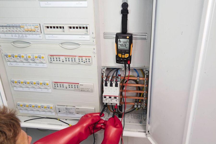 Testo 760-3 - Dijital Multimetre TRMS