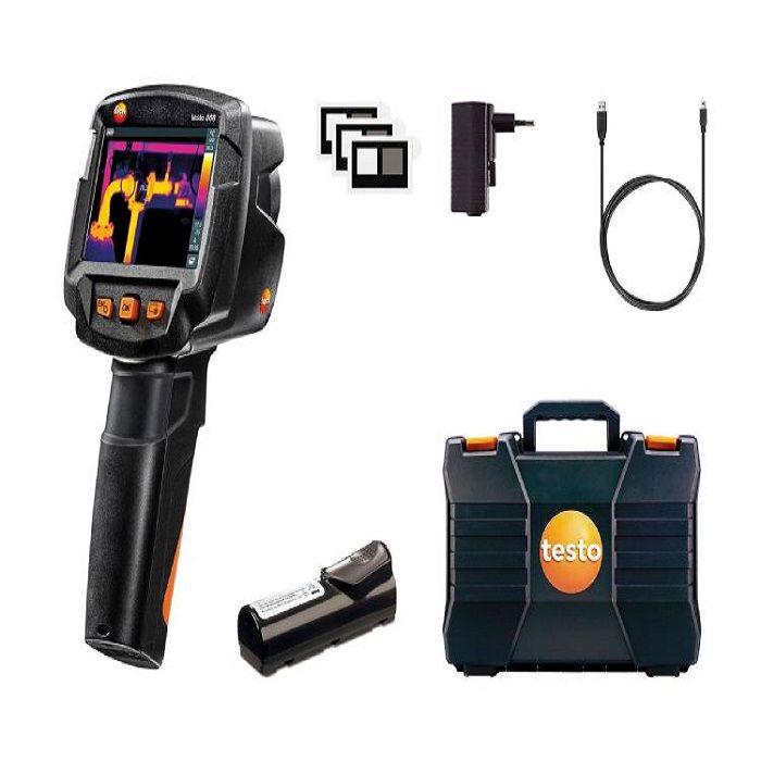 Testo 868 - Mobil Uygulamalı Termal Kamera