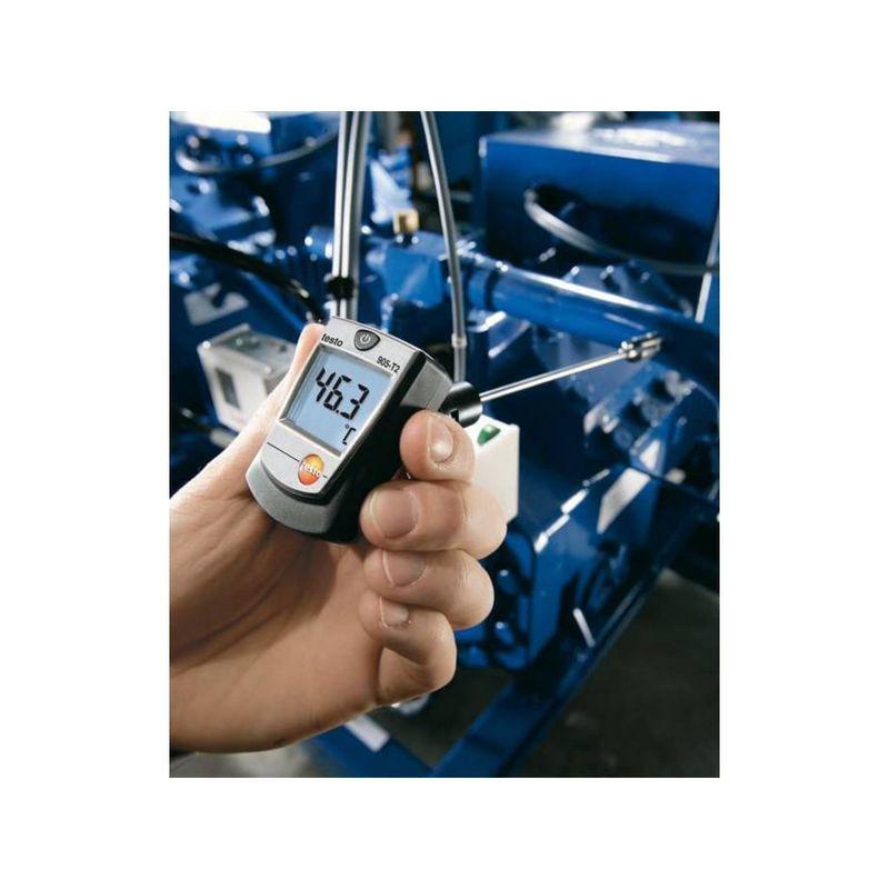 Testo 905-T2 - Yüzey Termometresi
