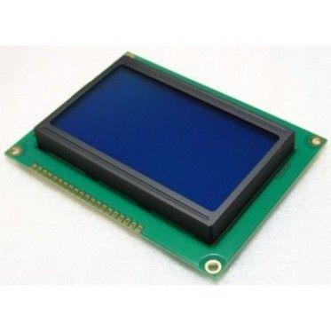 128x64 Grafik Lcd Ekran Mavi - TG12864B-28