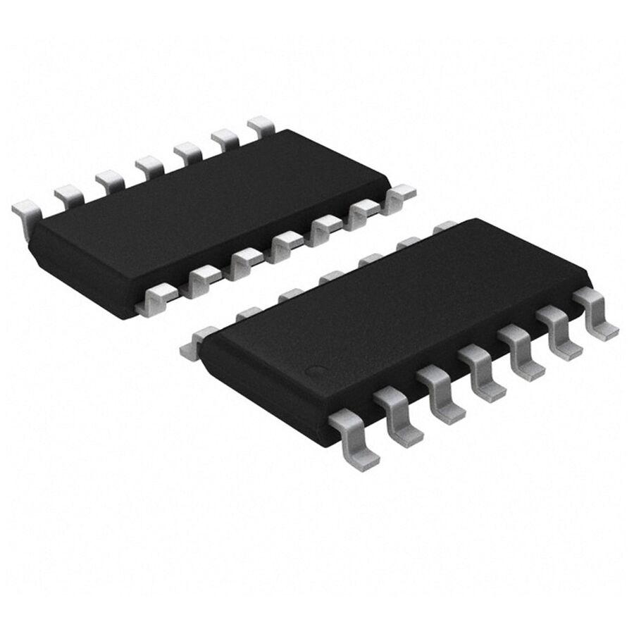 TLC2254CDR 220uV 160uA Smd Amplifikatör SOIC14