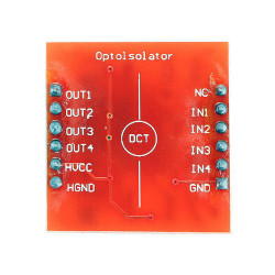 TLP281-4 4-Kanal Opto-izolatör IC Modülü - Thumbnail