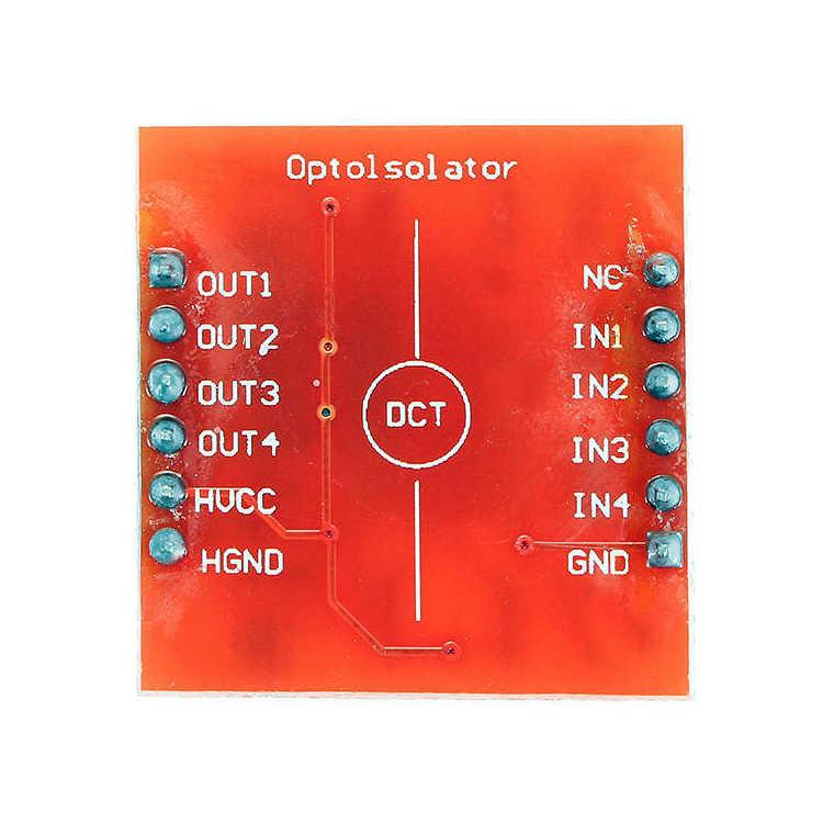 TLP281-4 4-Kanal Opto-izolatör IC Modülü