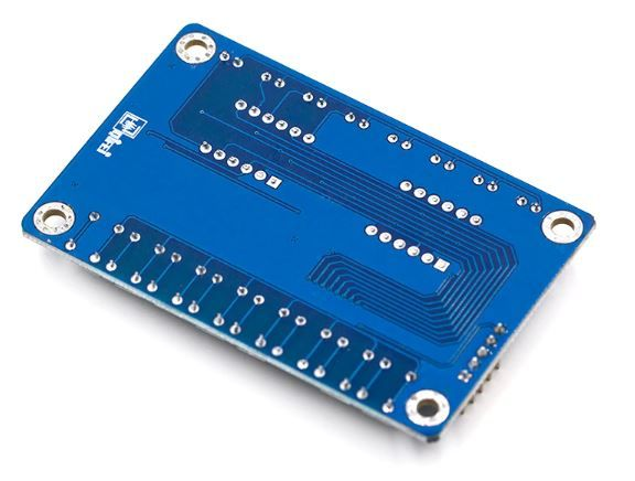 TTM1638 Module Switch Screen AVR Arduino 8-Bit Digital LED Card