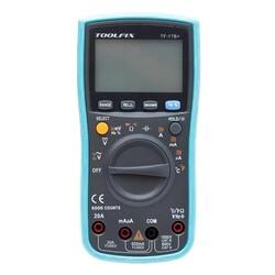 Toolfix TF 17B+ True RMS Dijital Multimetre Ölçü Aleti - Thumbnail