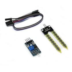 Arduino Toprak Nem Sensörü Higrometre - Thumbnail