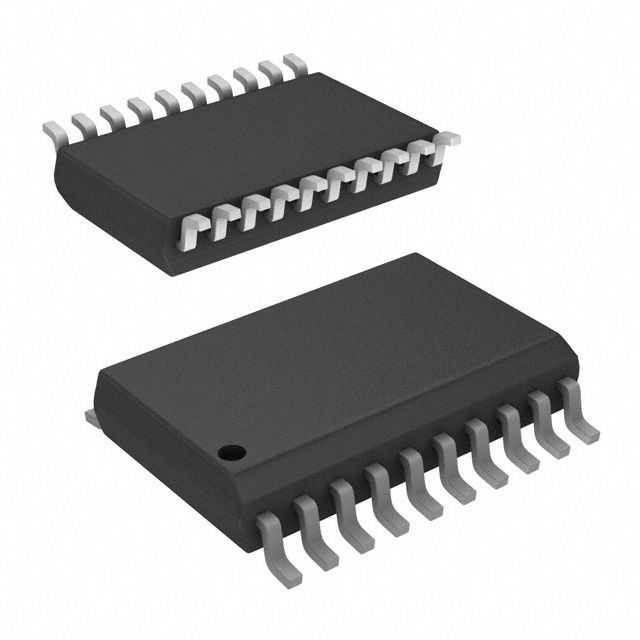 TPIC6B595 SOIC-16 SMD Shift Register Entegresi