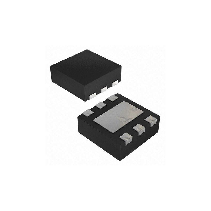 TPS25200DRVR 2.5A SMD Voltaj Kontrol Entegresi SON6