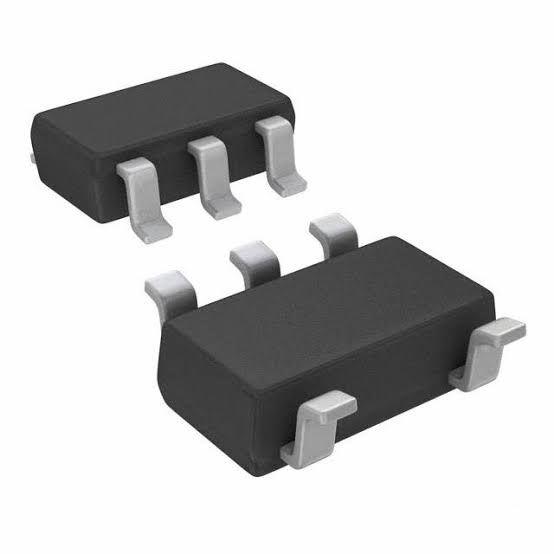 TPS70950DBVR Sot23-5 5V 150m Lineer Voltaj Regülatör
