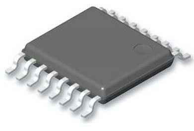TSC2046IPWR SMD TSSOP16 - Dokunmatik Ekran Arayüz Entegresi