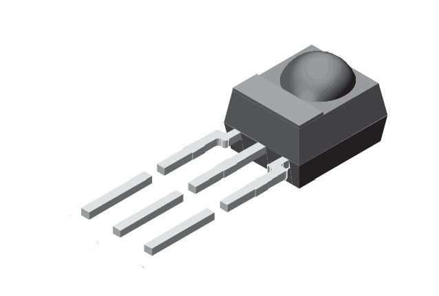 TSSP4038 38KHZ-E4 Infrared - Kızılötesi Sensör