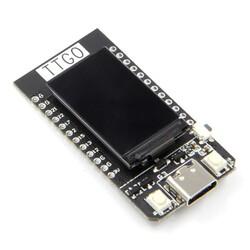 TTGO ESP32 CH340K WiFi Bluetooth Modül Geliştirme Kartı 1.14inc Lcd - Thumbnail