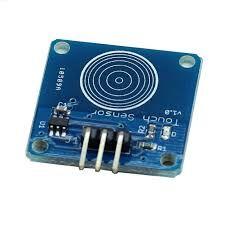 TTP223B Dijital Dokunma Sensörü - Digital Touch Sensor