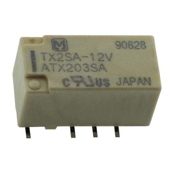 TX2SA 2A 12VDC 11.70mA Panasonic Röle 8 Pin