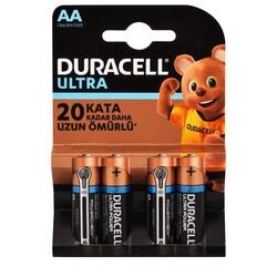 Ultra Power Powercheck AA 4'lü Kalem Pil - Thumbnail