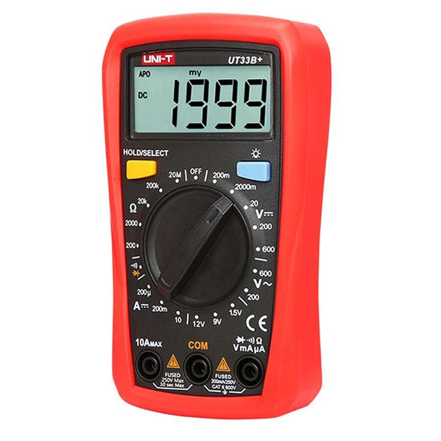 UNI-T UT33B+ Multimetre
