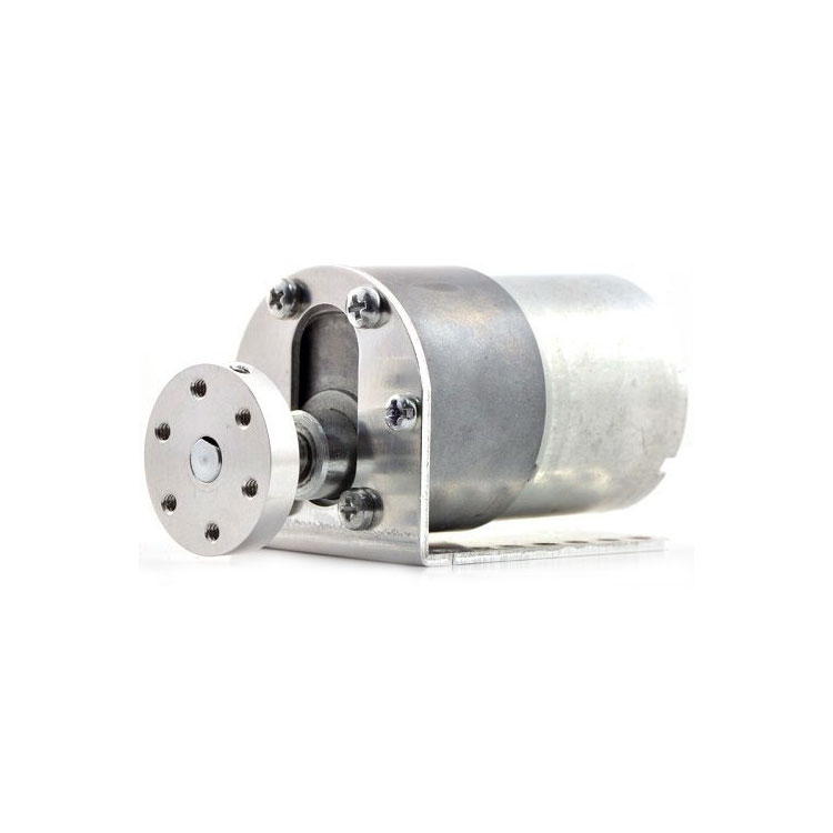 Universal Alüminyum 6mm Şaft Montaj Hubı - M3 Delikli - 2 Adet