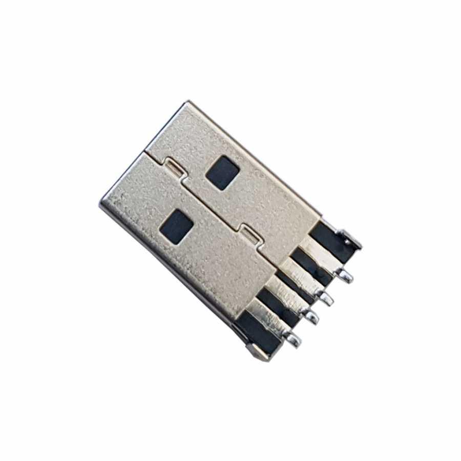 MS 093 USB 2.0 A Konnektör 180C Erkek