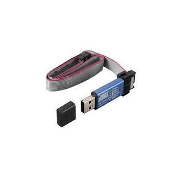 USB-AVR/51-ISP ATMEL AVR Programlayıcı ve 10 Pin Adaptör