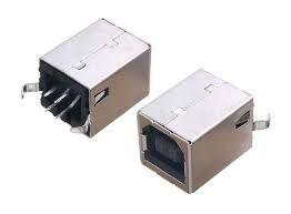 MS097 USB 2.0 B Konnektör 180C Dişi
