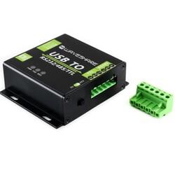 USB - RS232/RS485/TTL Endüstriyel İzole Dönüştürücü - Thumbnail
