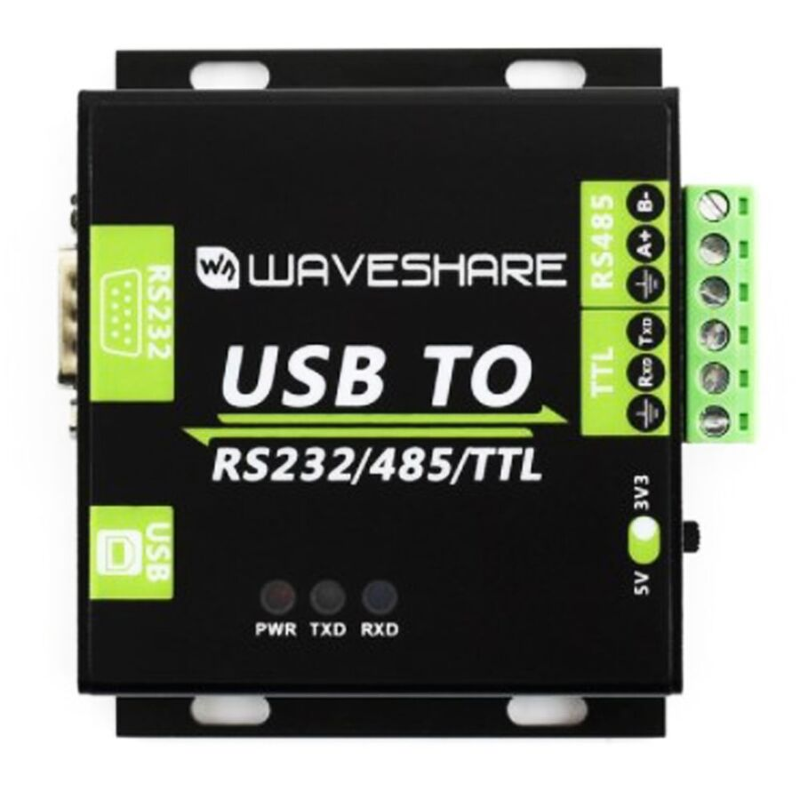 USB - RS232/RS485/TTL Endüstriyel İzole Dönüştürücü