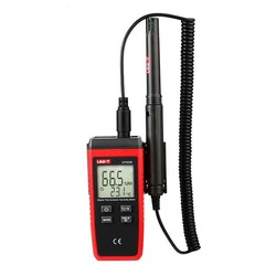 UT333S Dijital Sıcaklık Ve Nem Ölçer - Thumbnail