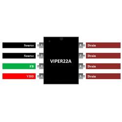 VIPER22A Smps Entegresi - Thumbnail