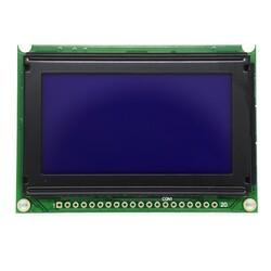 128x64 Grafik Lcd Ekran Mavi - WG12864B-TMI-V#N - Thumbnail