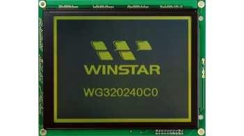320x240 Grafik Lcd Ekran Mavi - WG320240C0-TMI-TZ