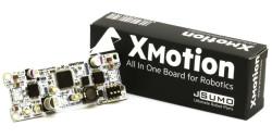 XMotion Mini Sumo Robot Kiti (Demonte) - Thumbnail