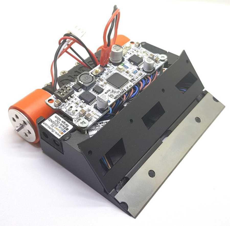 XMotion Mini Sumo Robot Kiti (Demonte)
