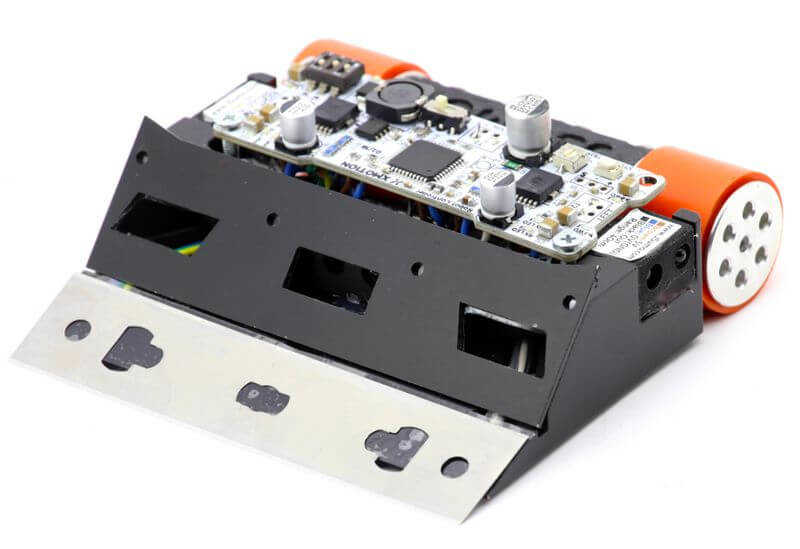 XMotion Mini Sumo Robot Kiti (Montajı Yapılmış)
