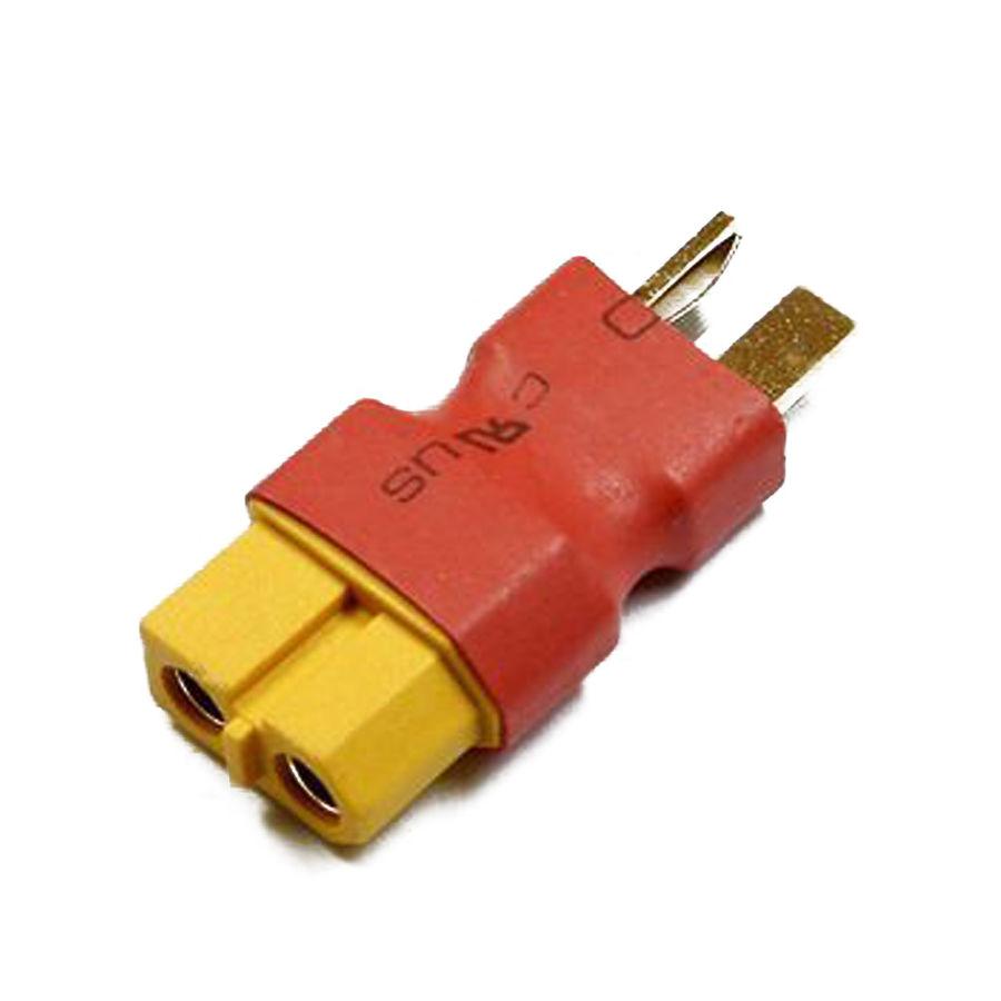 Xt60 Deans T Plug Çevirici Adaptör - Xt60 To T Plug Adapter