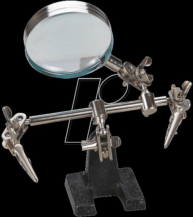 ZD-10D Büyüteçli Havya Sehpası