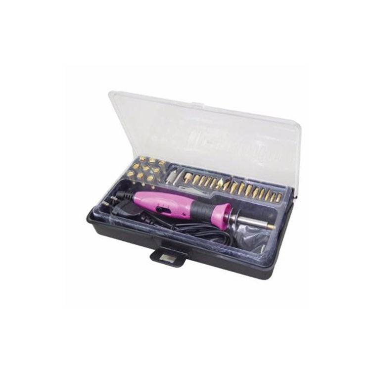 ZD-972G 10 / 30W Pencil Soldering Iron - To Burn Wood
