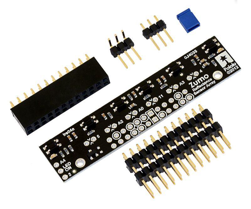 Zumo Uyumlu Çizgi Sensörü